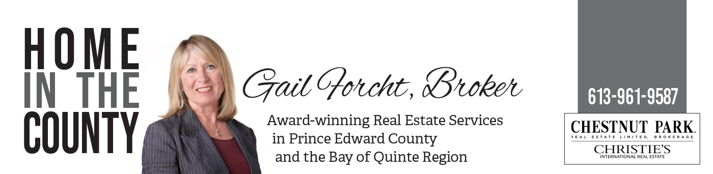 Gail Forcht, Broker