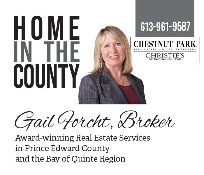 Gail Forcht, Broker